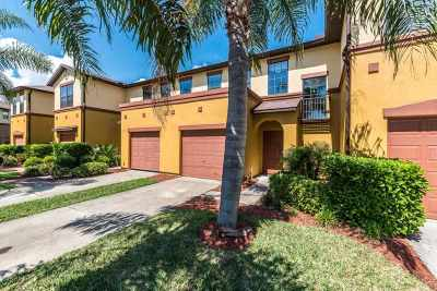 St Augustine Townhouse For Sale: 4 Hannah Cole Drive
