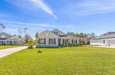 St Augustine Beach Single Family Home For Sale: S 205 Shadowwood Dr