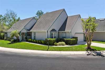 Vilano Beach, Villages Of Vilano Single Family Home For Sale: 313 Village Drive