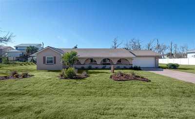 Palm Coast Single Family Home For Sale: 18 Atlantic Drive
