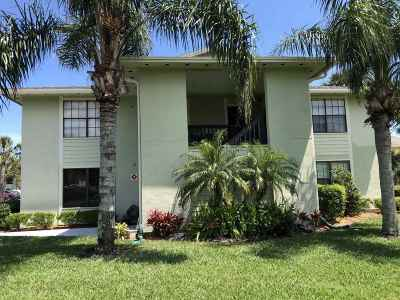 St Augustine Beach Condo For Sale: 15 Clipper Court