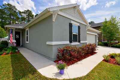 St Johns Single Family Home For Sale: 231 Heritage Oaks Drive