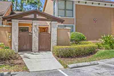 Ponte Vedra Beach Single Family Home Conting_accpt Backups: 713 Sandcastle Dr