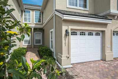 St Augustine Beach Condo For Sale: 1203 Makarios Dr.