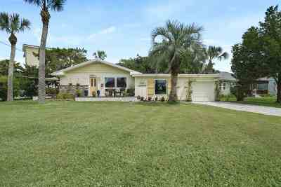 Davis Shores Single Family Home For Sale: 32 Dolphin Drive