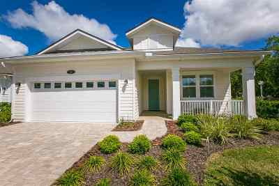 St Augustine FL Single Family Home For Sale: $314,900