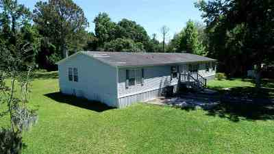 St Augustine FL Single Family Home For Sale: $184,500