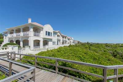 St Augustine Beach Condo For Sale: 600 Mediterranean Way