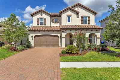 Nocatee Single Family Home For Sale: 156 Pienza Ave