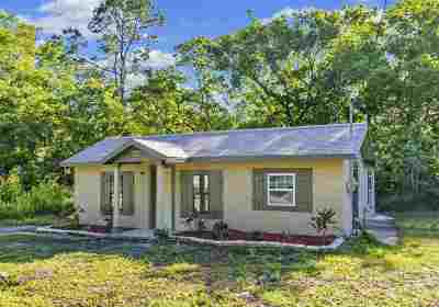 St Augustine FL Single Family Home For Sale: $138,450