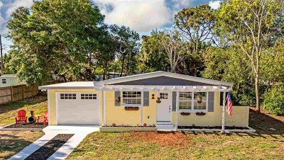 Single Family Home For Sale: 4 Matanzas Circle