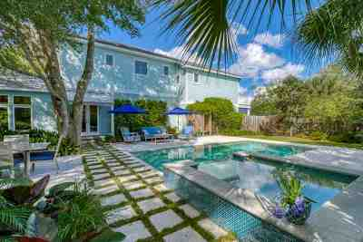 St Augustine FL Single Family Home For Sale: $665,000