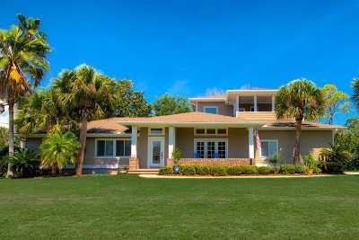 Davis Shores Single Family Home For Sale: 320 Oglethorpe Blvd