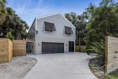 St Augustine FL Single Family Home For Sale: $390,000