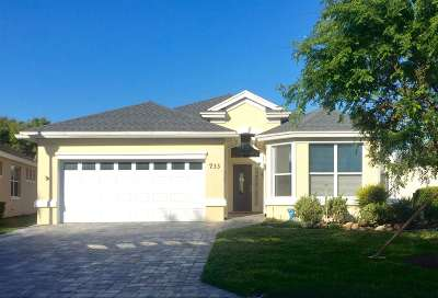 St Augustine FL Single Family Home For Sale: $389,900