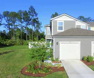 St Augustine Townhouse For Sale: 219 Whitland Way