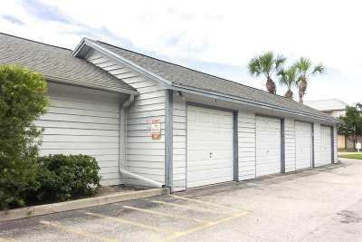 St Augustine Beach Condo For Sale: 200 16th Street Garage #4
