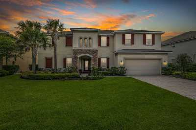 St Augustine FL Single Family Home For Sale: $548,000