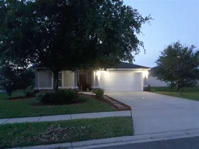 St Augustine FL Single Family Home For Sale: $249,500