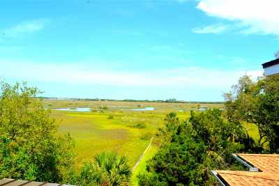 St Augustine Condo For Sale: 1080 Bella Vista Blvd #110 W/Garage #13-110