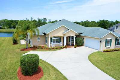 St Augustine FL Single Family Home Conting_accpt Backups: $439,000