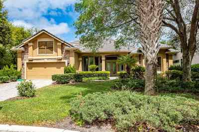 Palm Coast Single Family Home For Sale: 7 Flagship Ct