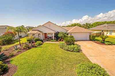 St Augustine Single Family Home For Sale: 23 Ocean Trace Rd