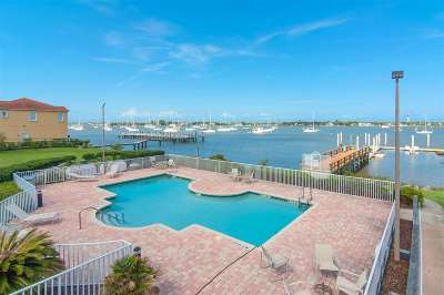 St Augustine Condo For Sale: 155 Marine St #203