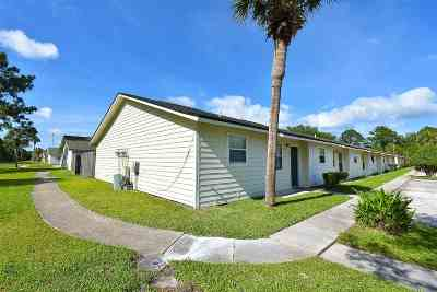 St Augustine Condo Contingent: 1845 Old Moultrie Rd #88
