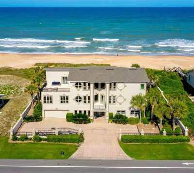Ponte Vedra Beach Single Family Home For Sale: S 2521 Ponte Vedra Blvd.