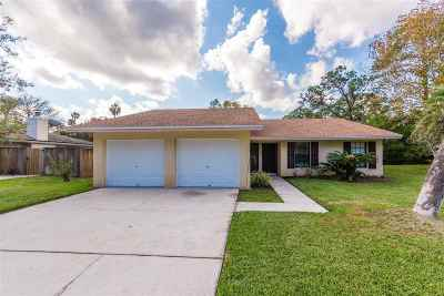 Ponte Vedra Beach Single Family Home For Sale: E 93 Sanchez Drive