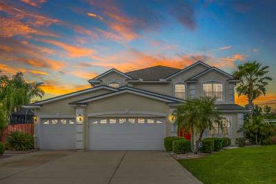 St Augustine Single Family Home For Sale: 1537 Chatham Court