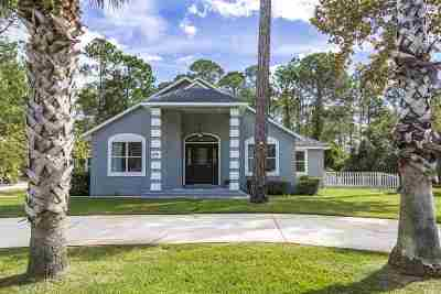 St Augustine Single Family Home For Sale: 6752 Veronica Court