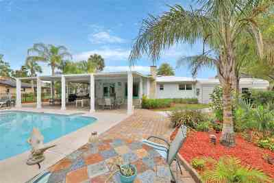 St Augustine Single Family Home Contingent: 219 Zoratoa Ave