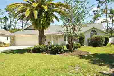 Palm Coast Single Family Home For Sale: 7 Banton Lane