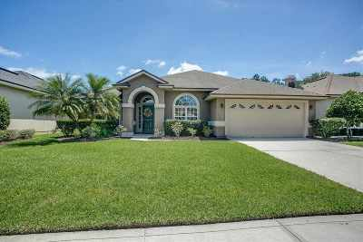 St Augustine Single Family Home For Sale: 1161 Sandlake Road