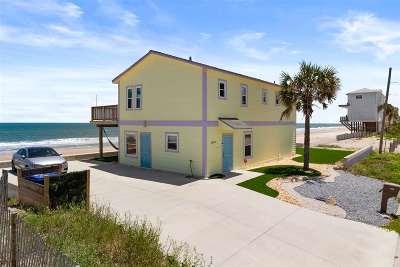 St Augustine Single Family Home For Sale: 3580 Coastal Highway