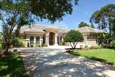 Palm Coast Single Family Home For Sale: 28 Old Oak Dr. N, Palm Coast, Fl 32137