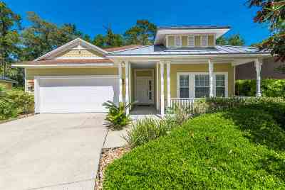St Augustine Single Family Home For Sale: 266 Roaring Brook Drive