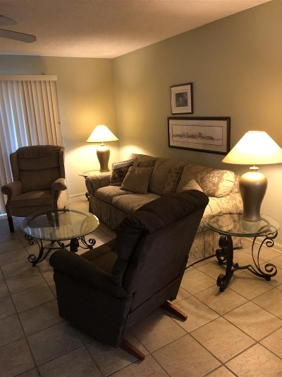 St Augustine Beach FL Condo Conting_accpt Backups: $290,000