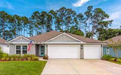 St Augustine Single Family Home For Sale: 261 Lost Lake Drive