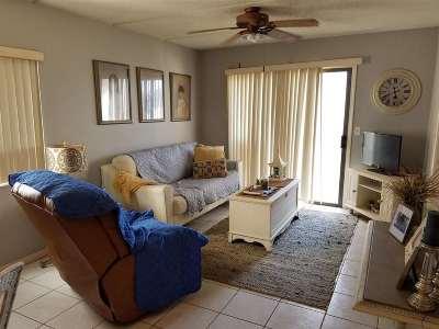 St Augustine Beach FL Condo Contingent: $195,000