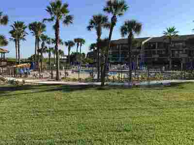 St Augustine Beach Condo For Sale: 850 A1a Beach Blvd #67