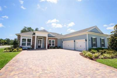 St Augustine Single Family Home For Sale: 15 San Nueve Cir