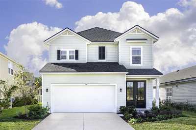 Saint Johns County Single Family Home For Sale: 206 Mosaic Park Ave