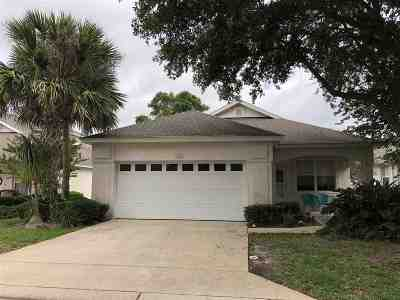 St Augustine Single Family Home For Sale: 152 Lions Gate Dr.