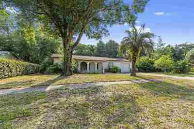 St Augustine FL Single Family Home For Sale: $224,900