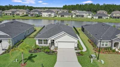 Single Family Home For Sale: 733 Trellis Bay Dr