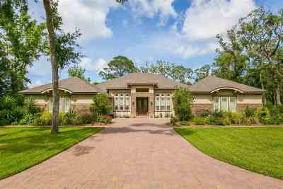 St Augustine Single Family Home For Sale: 160 Hickory Hill Dr