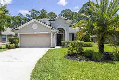St Augustine Single Family Home For Sale: 277 Mystic Castle Drive